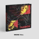 TAEMIN Mini Album Vol.2 - WANT ( MORE Ver.)