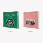 TWICE Repackage Album Vol.1 - Merry & Happy