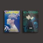 BAEK HYUN Mini Album Vol.3 - Bambi ( Photobook Ver.) VERSIÓN ALEATORIA